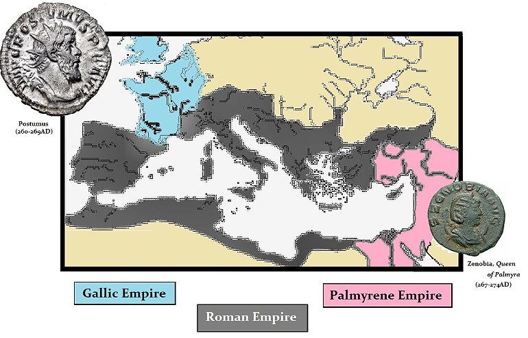 Zerfall-des-römischen-Imperiums