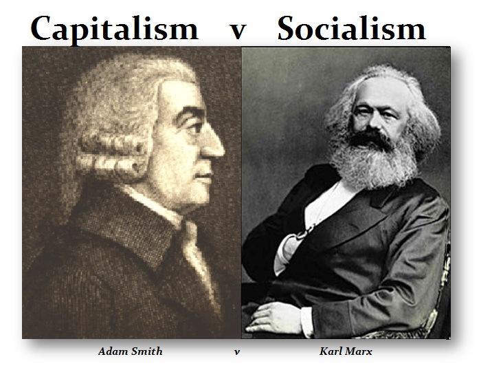 Capitalism-v-Socialism